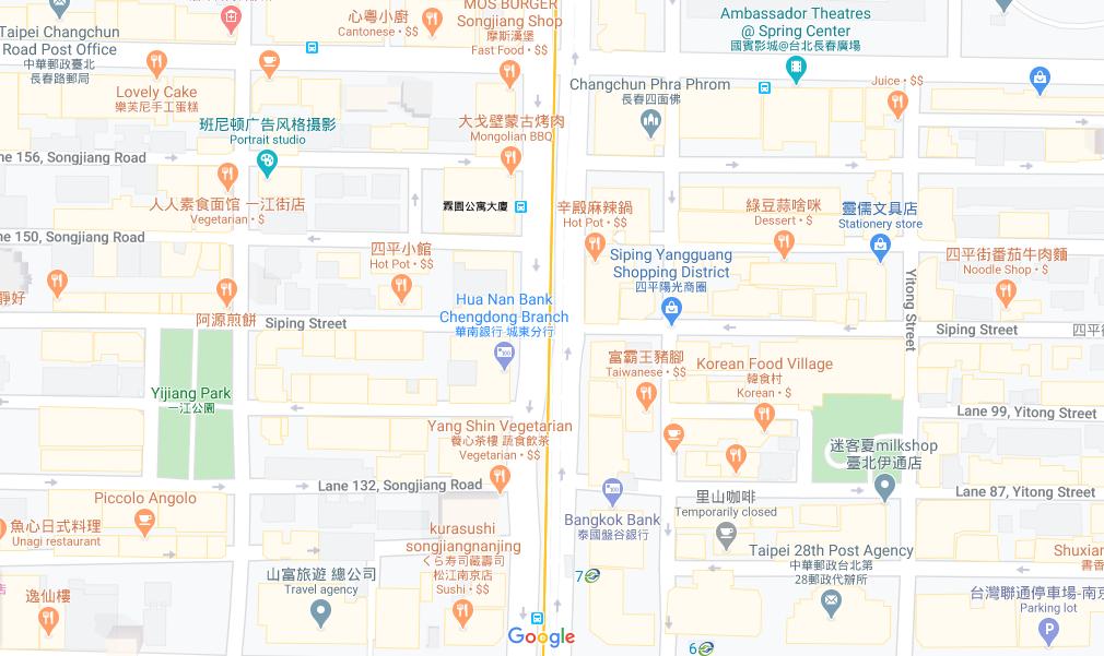 台湾谷歌地图排名提升优化